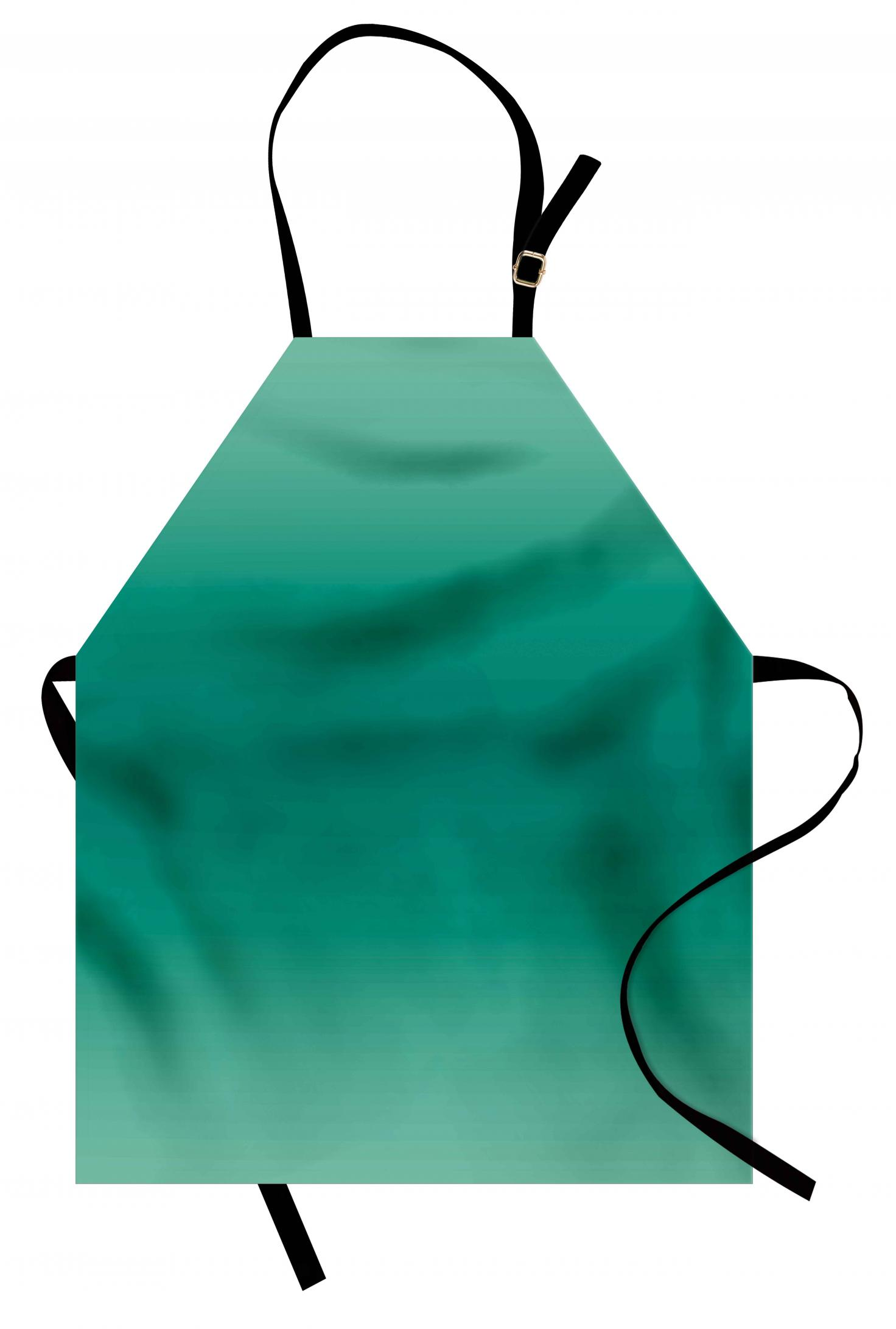 ombre apron ocean sea marine life space waves inspired teal colored rh walmart com