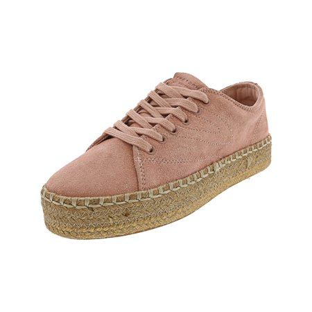 Gold Sneakers Shoes - Tretorn Women's Eve 2 Suede Soft Blush / Gold Ankle-High Fashion Sneaker - 8M