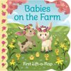 Babies on the Farm: Chunky Lift a Flap Board Book (Board Book)