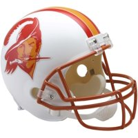 Tampa Bay Buccaneers Riddell Tampa Bay Buccaneers Throwback 1976-1979 VSR4 Full-Size Replica Football Helmet