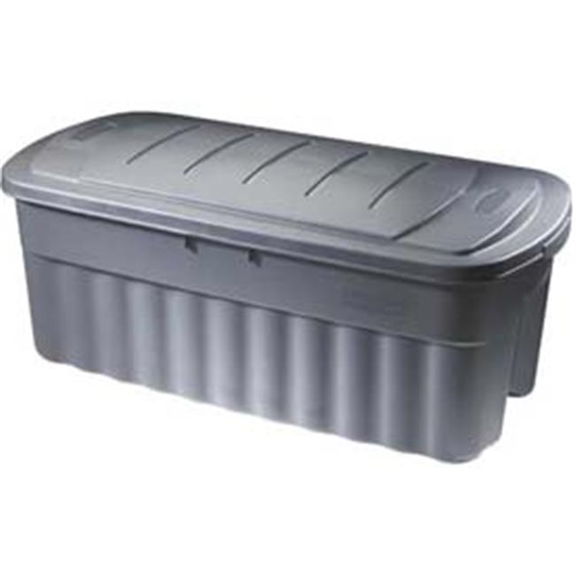 Rubbermaid Home Products 325-FG2245CPDIM 25 Gal Roughneck Tote