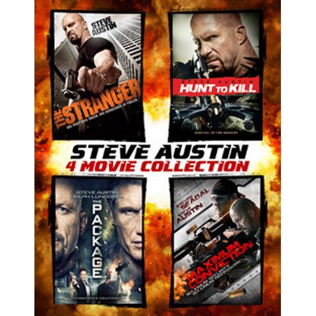 Steve Austin Collection (Blu-ray)