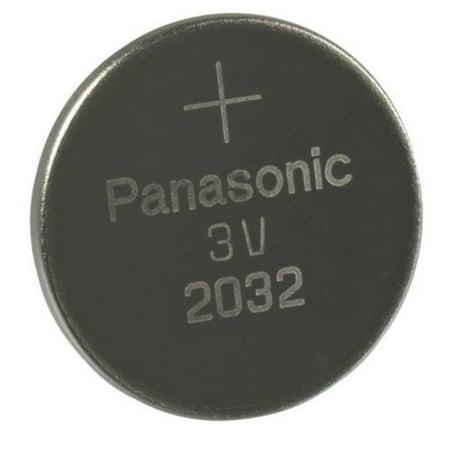 Panasonic Long Lasting for Digital Electronics CR-2032 - Battery CR2032 by Panasonic