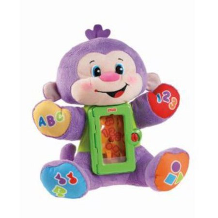 Fisher Price Laugh   Learn Apptivity Monkey