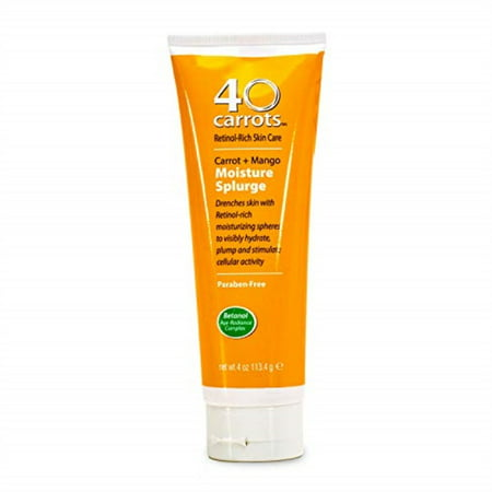 40 carrots retinol rich face mango facial moisture (40 Carrots Retinol Rich Skin Care Reviews)