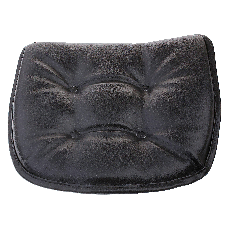 The Gripper Black Non-Slip Chair Cushion