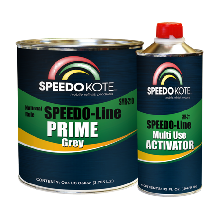 High Build Primer - Automotive High Build 2K Urethane Primer Gray Gallon Kit, Fast Dry, Easy Sanding