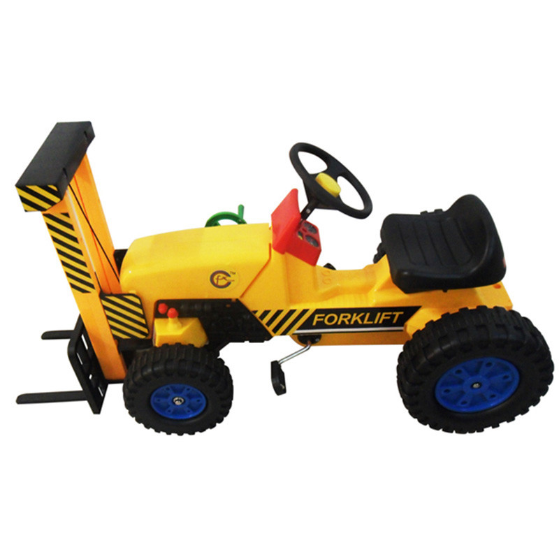 Vroom Rider VRC316 Big Kids Forklift Ride-On