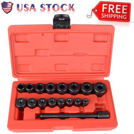 Muxika Clutch Alignment Tool Kit Aligning Universal 17pc For All Cars (Aligning Kit)