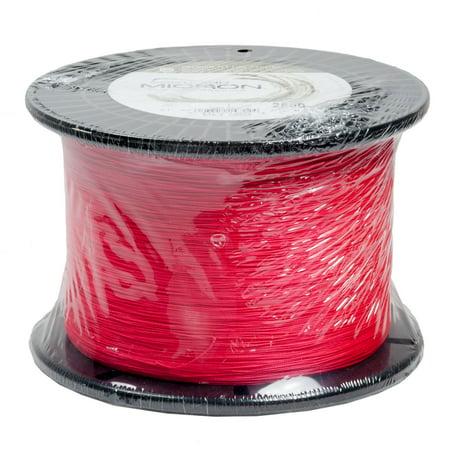 Cortland Micron Zero Twist Tight Weave Round Diameter Fly Fishing Line