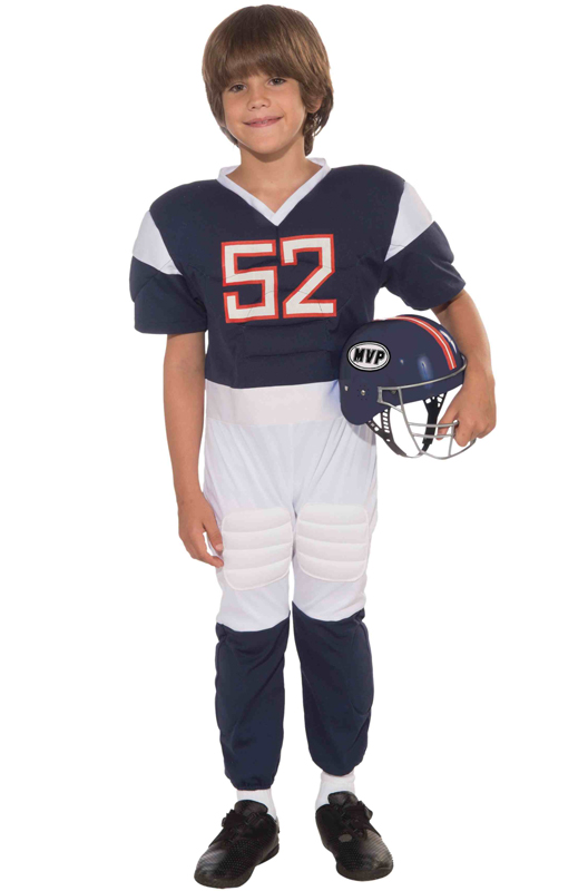 Football Player Child Costume (S) by Forum Novelties