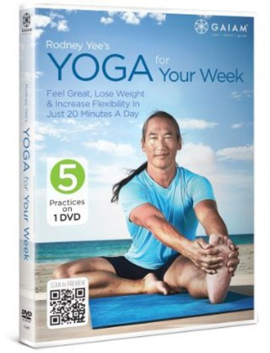 RODNEY YEES YOGA FOR YOUR WEEK (DVD) (DVD) by Gaiam Americas, Inc.