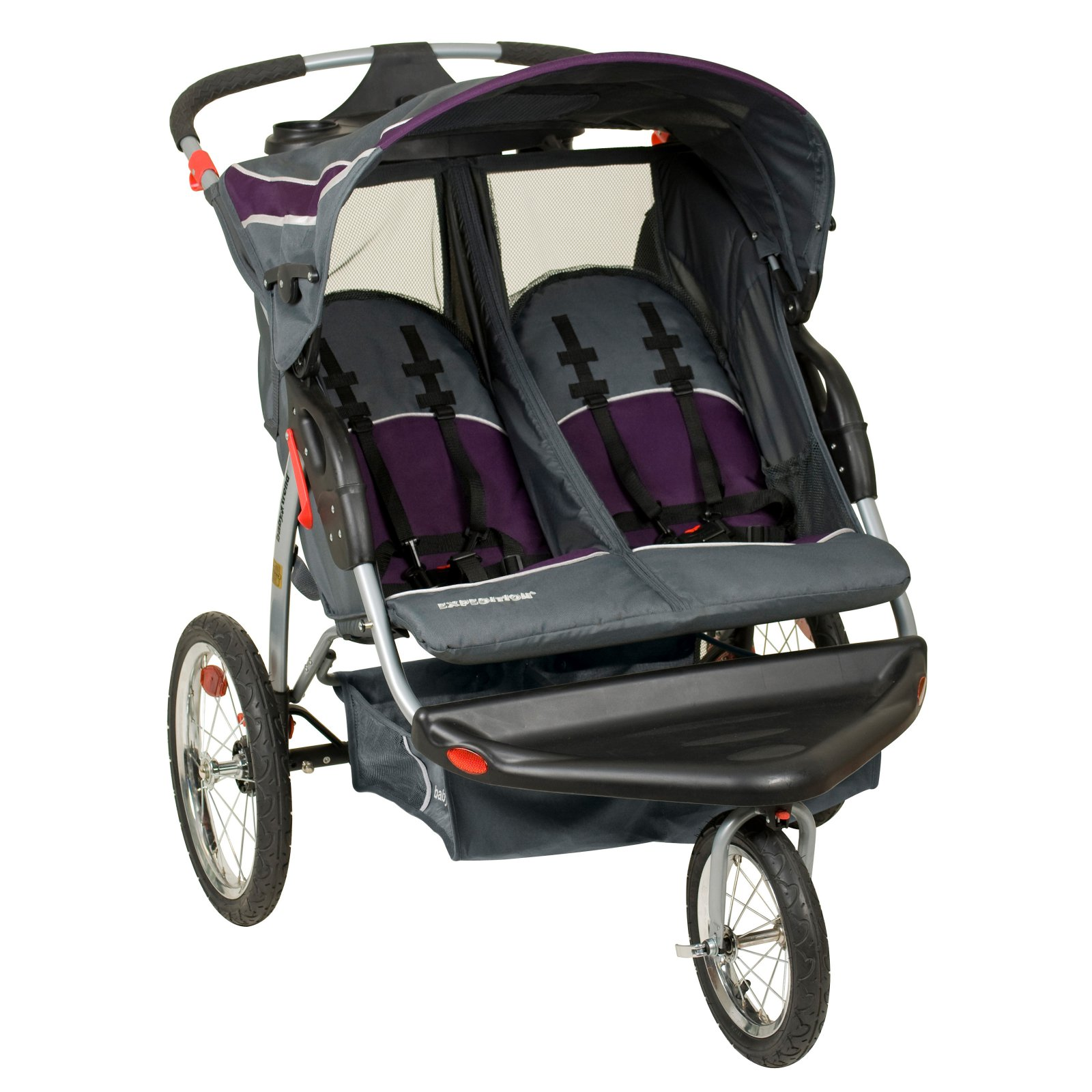 Baby Trend Expedition Double Jogger Elixer by Baby Trend