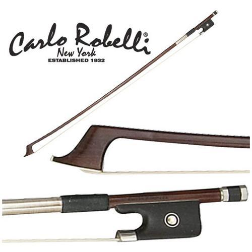 Carlo Robelli 1076B Carlo Robelli Brazilwood Cello Bow (3 4) by