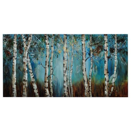 Evening tranquil canvas wall decor for Walmart art decor