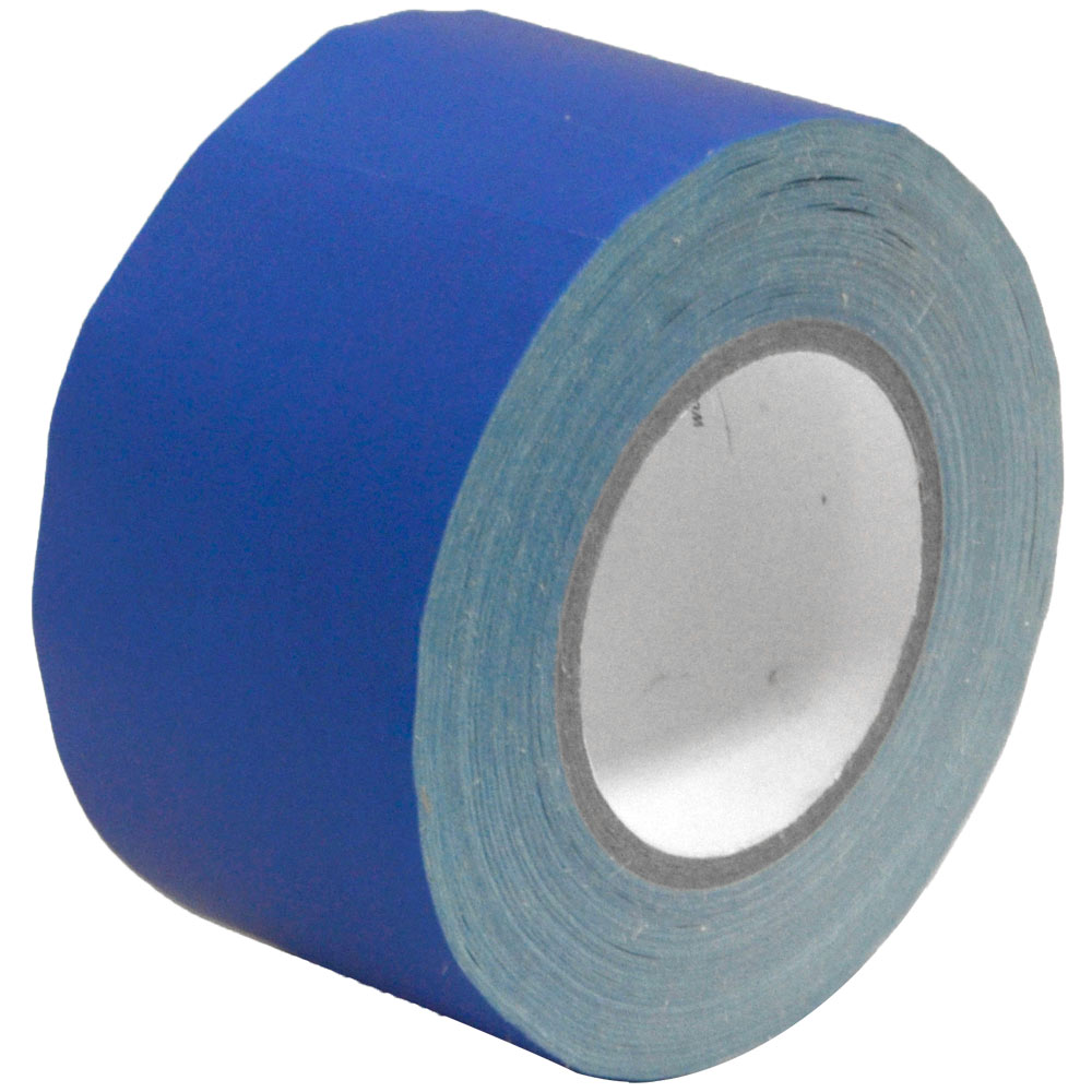 Seismic Audio  Gaffer's Tape - Blue 3 inch Roll 60 Yards per Roll Gaffers Tape Blue - SeismicTape-Blue603