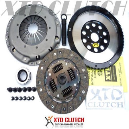 XTD ORGANIC CLUTCH & PROLITE FLYWHEEL KIT VW CORRADO GOLF GTI JETTA 2.8L VR6