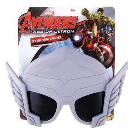 419bca9587 Officially Licensed Avengers Thor Sunglasses