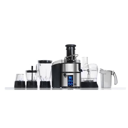 Maxi Matic Elite Platinum 5-in-1 Multi-function Juice Extractor - Walmart.com