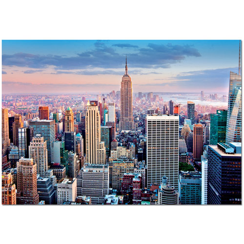 Educa Midtown Manhattan New York Jigsaw Puzzle, 1000 Pieces