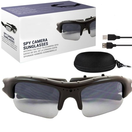 Action Jackson Spy HD Video Recording (Action Sunglasses)
