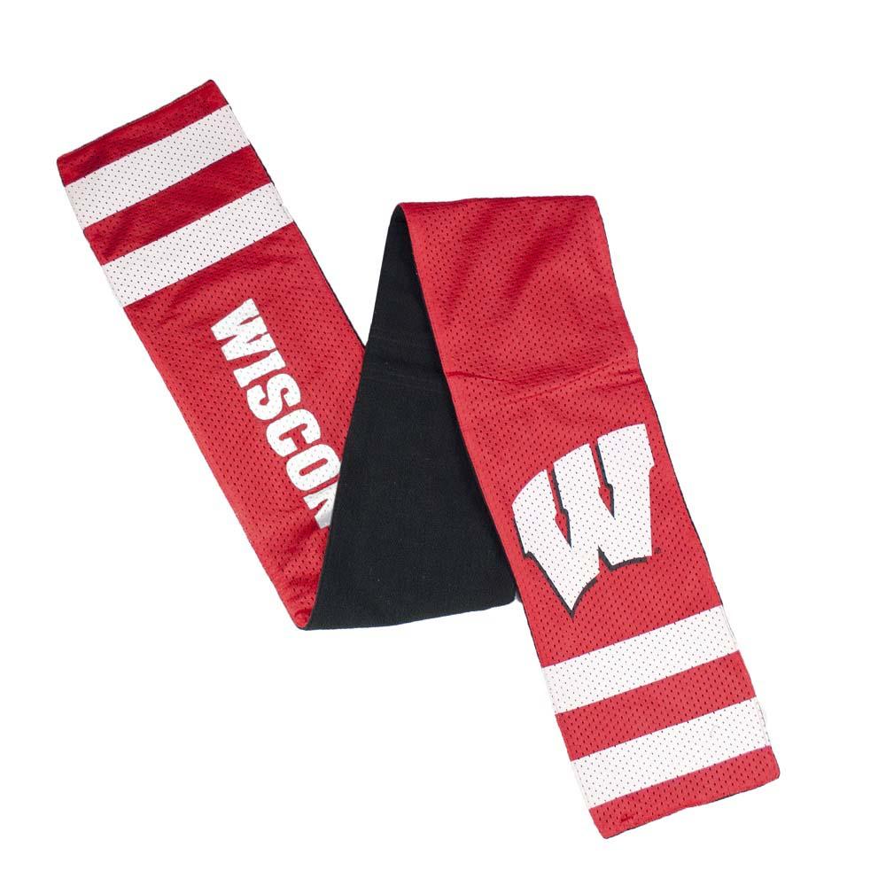 Wisconsin Jersey Fashion Scarf
