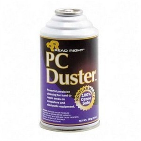 read right pc duster nonflammable spray refill 10oz can. Black Bedroom Furniture Sets. Home Design Ideas