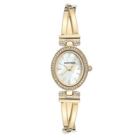 Armitron Women's Gold-Tone Watch