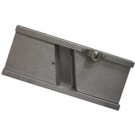 Bron Truffle Slicer Mandoline, Heavy Duty Stainless Steel