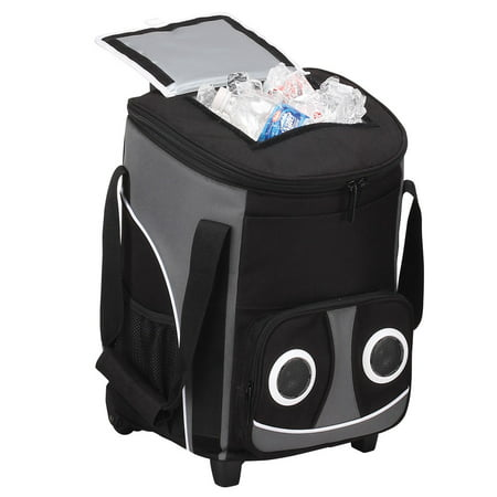 Bluetooth Rolling Speaker Cooler