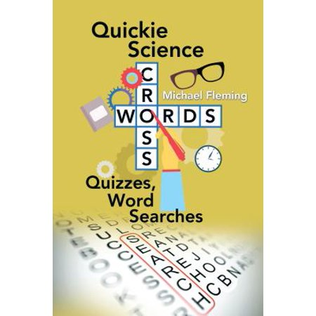 Quickie Science Crosswords, Quizzes, Word Searches - eBook