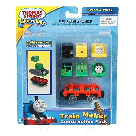 Thomas & Friends Fisher-Price Take-n-Play, Engine Construction Pack