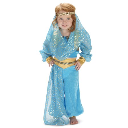 Mystic Genie Toddler Costume  2T-4T - Dream Genie