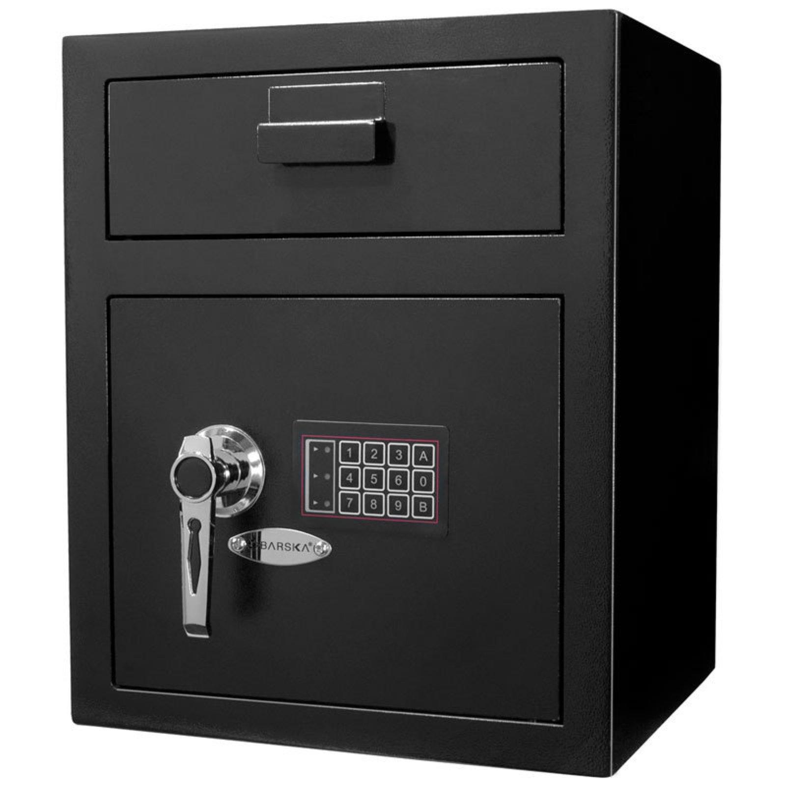 Barska Optics Keypad Safe, Large Depository