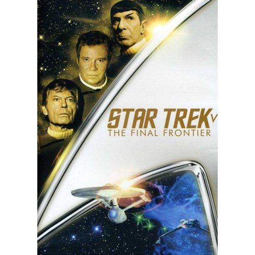 Star Trek V: The Final Frontier (Widescreen)