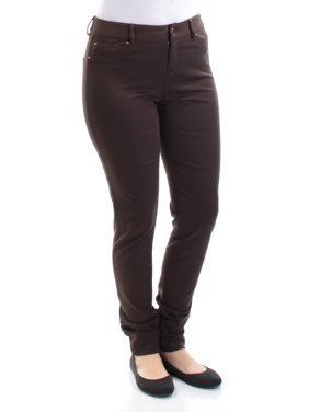 894729a4ffc3 Product Image INC Womens Brown Skinny Pants Size  XS