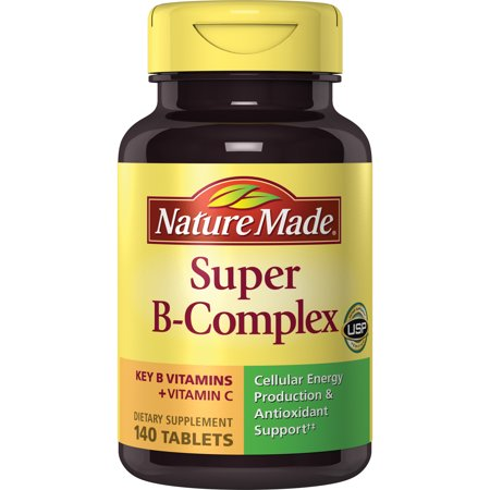 Human Growth Complex Side Effects - NM Super B Complex Value Size