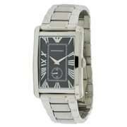 Emporio Stainless Steel Mens Watch AR1608