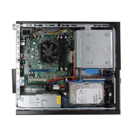 Dell OptiPlex 790, Desktop, Intel Core i3-2120 up to 3.30 GHz, 16GB DDR3, NEW 1TB SSD, DVD-RW, Wi-Fi, USB to HDMI Adapter, NEW Keyboard + Mouse, No Operating System - image 3 de 3