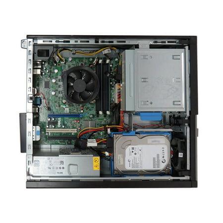 Dell OptiPlex 790, Desktop, Intel Core i3-2100 up to 3.10 GHz, 4GB DDR3, 1TB HDD, DVD-RW, Microsoft Windows 10 Pro 64-bit - image 3 de 3