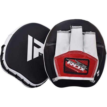 - RDX T1 Smartie Focus Pads Punch MMA Boxing Kick Gloves Muay Thai Strike Mitts Punching