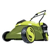Sun Joe MJ401C-XR Cordless Lawn Mower | 14 inch - 28V | Brushless