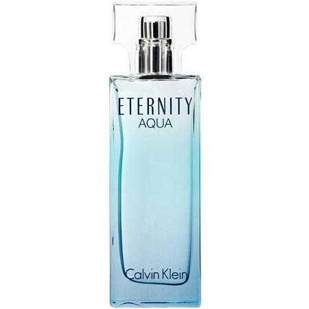 Calvin Klein Eternity Aqua Eau de Parfum, Perfume for Women, 1 fl - Eternity Type Perfume Oil