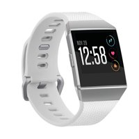 Fitbit Ionic Band TPU Sport Straps Accessory Replacement for Fitbit Ionic Smart Fitness Watch (White)