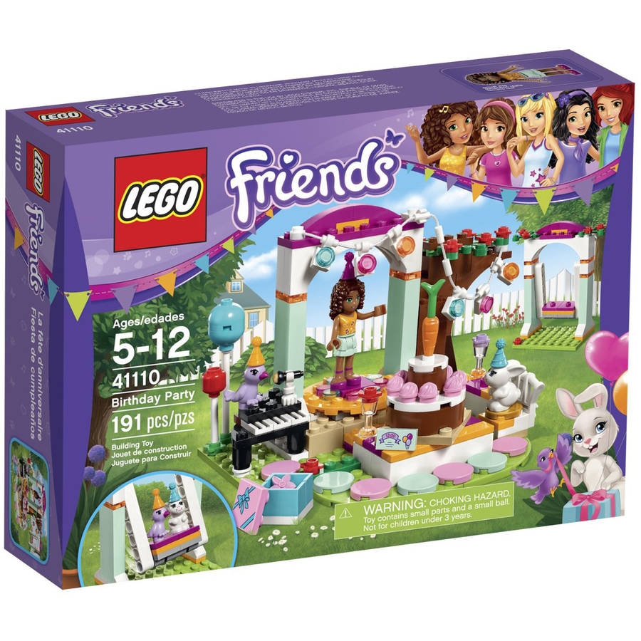 LEGO Friends Birthday Party, 41110