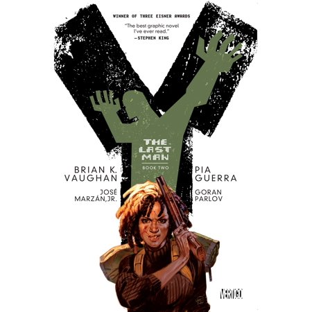 Y: The Last Man Book Two - The Last Halloween Comic