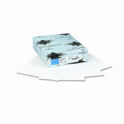Mohawk Fine Papers 25pct Cotton Business Stationery Paper, 24 Lbs., 8-1/2 X 11, 500/Ream