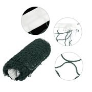Tebru Badminton Mesh Net, 2 Colors Portable Durable Badminton Mesh Net for Outdoor Sports Entertainment Training, Badminton Mesh