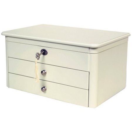 Katherine Locking Jewelry Box