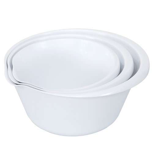 Mainstays 3pc Mixing Bowl Set by Tailor Made Products, Inc.